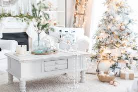 christmas livingroom christmas home tour part 2
