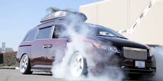1000hp minivan instead if that hp number is actually accurate what happens when a minivan with more horsepower than a bugatti