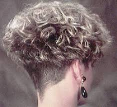 high nape permed haircut women clippered nape wedge hairstyles hairxstatic short back