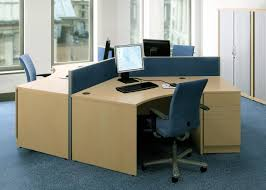 Modern Workstation Desk by Modern Uk Office Furniture For Remarkable Office Office Architect