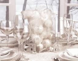 Winter Wonderland Diy Decorations - winter wonderland table decoration ideas home design great top and