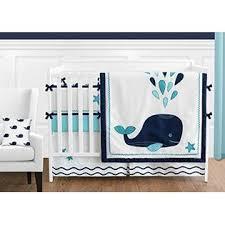 Jojo Crib Bedding Set Jojo Designs Llc Sweet Jojo Designs 9 Turquoise Navy Blue