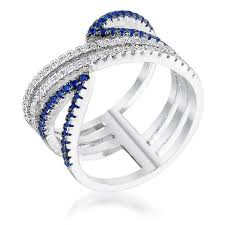 blue fashion rings images Fashion rings beloved sparkles jpg