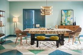 Aqua Dining Room Color Of The Month Aqua V I Y E T