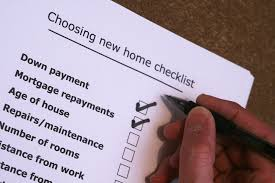 things to buy for first home checklist real estate closing checklist for home buyers
