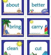 grade sight word flash cards printable dolch sight word flashcards seasons pre primer through third