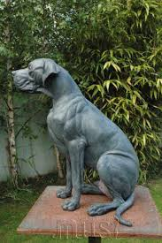high quality garden home yard decoration size great danes