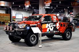 toyota commercial vehicles usa sema 2011 toyota long beach racers tacoma photo gallery autoblog