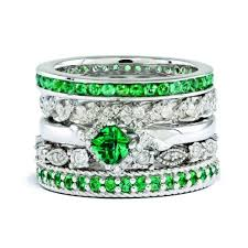 stackable birthstone ring sandi pointe library of collections