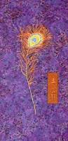Purple Paint Law by Claudia Law Ashland Art Works Galleries