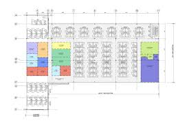 Floor Plan Of The Office Global Investment Firm Office Interior Fit Up Bghj Architects