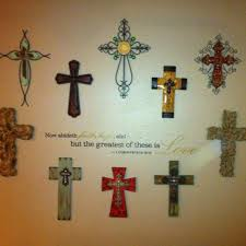 crosses for wall metal crosses wall decor freecolors info