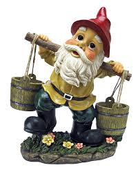 Barney Christmas Ornament Design Toscano Barney Two Buckets Garden Gnome Statue U0026 Reviews