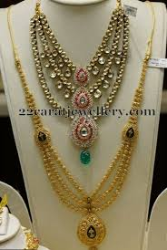 gold har set 111 best gold images on indian bridal jewelry