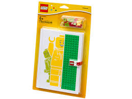 notebook with studs 850686 lego shop