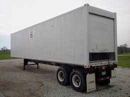 refrigerated storage containers new and used