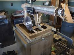 Craftsman Radial Arm Saw Table 1950s Craftsman Garage Retro Remodel Archive Page 8 The