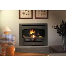 heatmaster open gas fireplace