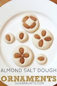 almond scented salt dough recipe the ot toolbox