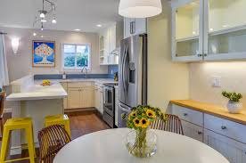 Kitchen Cabinet San Francisco Shiloh Kitchen Cabinets Rustic With Dining Nook Front Sinks
