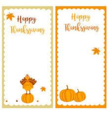 turkey pumpkins of thanksgiving banners with turkey pumpkins vector image