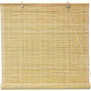 Bamboo Roman Shades Walmart - bamboo roll up blinds natural 72