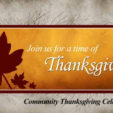 ehma community thanksgiving service ooltewah united methodist church