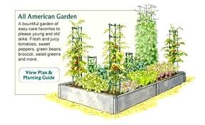 Garden Layout Tool 10 10 Garden Plan Vegetable Garden Layout 10 X 10 Tool Shed Plans