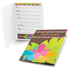 luau flip flop invitations page birthday party ideas and