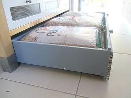 tiroir sous meuble cuisine led pour meuble de cuisine led plinthe cuisine plinthe sous