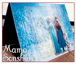 frozen crafts on my silhouette mama sonshine