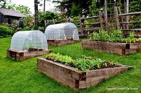raised bed gardening plans hillside the garden inspirations