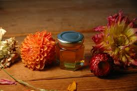 honey favors mini honey favors moon flower child