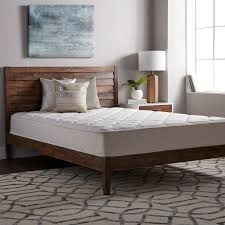 select luxury 10 inch queen size double sided airflow quilted foam