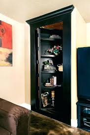 bookcase build secret door bookshelf build secret bookcase door
