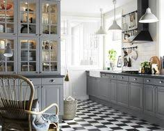 carrelage cuisine damier noir et blanc carrelage noir et blanc cuisine carrelage noir et blanc