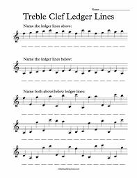 worksheet treble clef worksheets fiercebad worksheet and essay