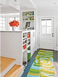 kitchen entryway ideas two sided storage kitchen and entrance storage house ideas