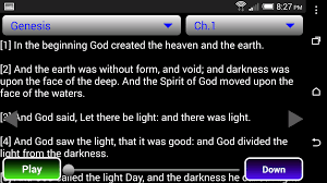 audio bible kjv android apps on google play