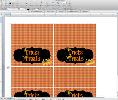 halloween background for word doc create your own bag toppers using picmonkey life in the green house