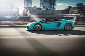 turquoise bentley first blu glauco lamborghini aventador roadster adv 1 by marcel