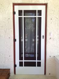 Wrought Iron Patio Doors by Backyards Security Doors Phoenix Decorative Screen Industries