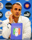 Bfabio Cannavaro B Pictures Italy Training Amp Press Conference B B