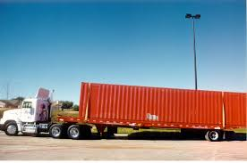 Used Cargo Storage Containers For Sale Container Delivery Basics Tilt Bed Flat Bed Or Chassis