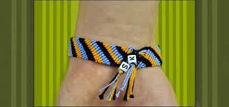 Rag Rug Bracelet How To Make Cute Friendship Bracelets Jewelry Wonderhowto
