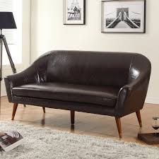Madison Home USA Mid Century Modern Sofa  Reviews Wayfair - Sofa mid century modern