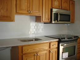 simple kitchen backsplash glass subway tile backsplash ideas modern kitchen 2017