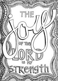 hand lettered bible verse coloring sheet printable download