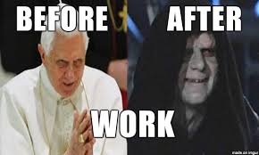Before And After Meme - how i look everyday before and after work meme on imgur