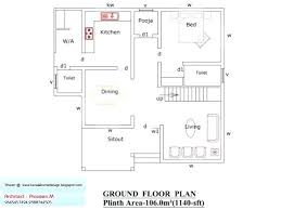 three bedroom ground floor plan free 3 bedroom house plans house plans building plans and free house
